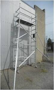 Brand New Aluminium Mobile Scaffold 4m Total Height! Dandenong South Greater Dandenong Preview