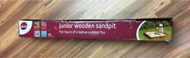 Junior Wooden Sandpit
