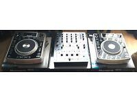 High spec DJ package complete, Numark, Behringer, KRK, Sennheiser, Native Instruments