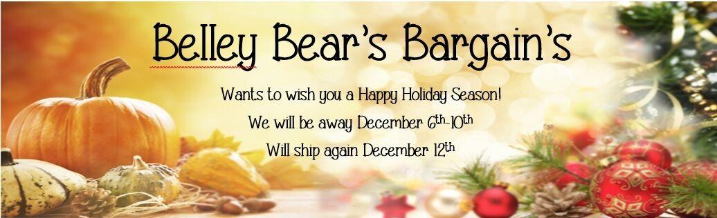 Belley Bear's Bargains