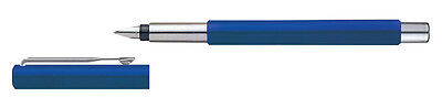 Parker Vector Standard Fountain Pen CT (Blue body)| BLUE INK |CHROME TRIM -1 PEN