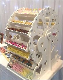 Candy Ferris Wheel/Ferrero Roche Love Heart Stand