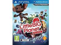 LittleBigPlanet (PlayStation Vita) Brand New & Sealed