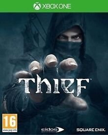 'THIEF' FOR XBOX ONE- £5 ONLY - BRAND NEW !
