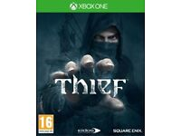 XBOX ONE - THIEF - NEW - ONLY £5