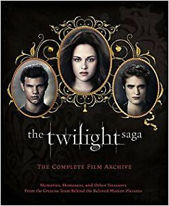 The Twilight Saga: Complete Film Archive Book