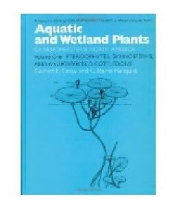 Aquatic and Wetland Plants Vol 1 and 2 by Crow paperback