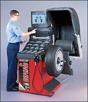 Tire Change and Wheel Balancing for $25.00 Per Tire.