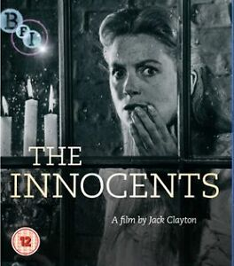 THE INNOCENTS.  Deborah Kerr, Jack Clayton. BFI. DVD R2/PAL