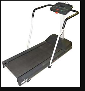 USED Precor 9.25 Treadmill w/Heart Rate, Ground Effects and IFT