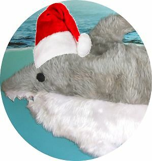 Happy Christmas from Shark Gift Shop
