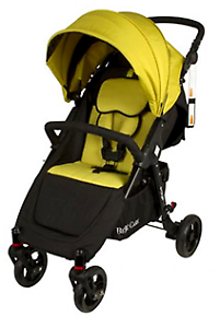 BeBe Care Edge 4 Stroller (Citrus) - MUST SELL THIS WEEK Brisbane City Brisbane North West Preview