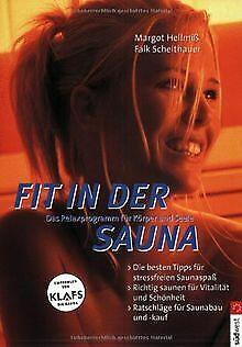 Fit in der Sauna von Margot Hellmiß | Buch | Zustand sehr gut Fit In Der Sauna