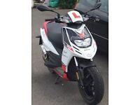 Aprillia sr50 moped