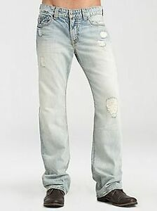 Guess Los Angeles Desmond Relaxed Straight Men Jean 32X32