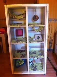 LF: Bookcase with removeable shelves Kitchener / Waterloo Kitchener Area image 1