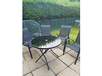 Garden Furniture set Free to Collect