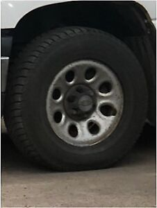 Looking for a set of Chevy/ GMC rims
