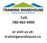 GET THE TRAINING YOU NEED !