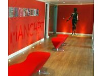Flexible Office Space Rental in M1 - Manchester Serviced offices