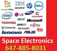 Macbook Pro Air, iMac Dell Acer HP Sony Laptop screen LCD Repair