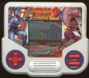 Jeu électronique Megaman 2, Rare vintage