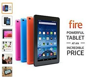 "Get Tablet, 7"" Display, Wi-Fi, 8 GB - Includes Special Offers"