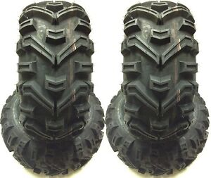 4-NEW-DURO-BUFFALO-6-PLY-TIRES-2-24X8-12-AND-2-24X10-11-ATV-4-TIRE-SET
