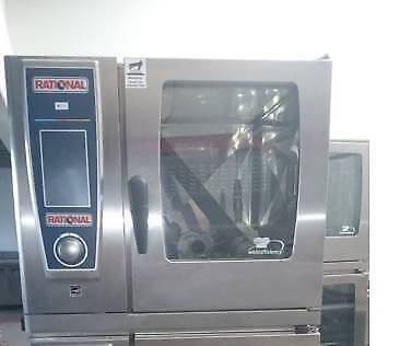Rational Combi Oven - SCC WE 61E 6 Tray