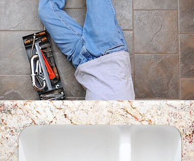 How to Repair a Kitchen Sink
