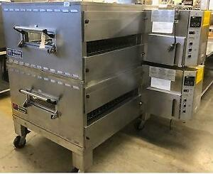 CONVEYOR PIZZA GAS  OVEN  - MIDDLEBY MARSHALL