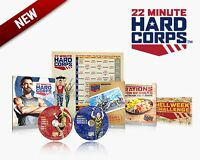 "Busy life? Get ""Boot Camp Fit"" with 22 Minute Hard Corps!!"