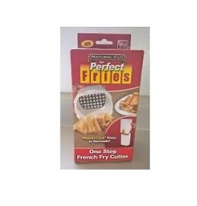 One Step French Fry Cutter