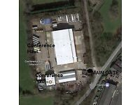SECURE PARKING FOR COMMERCIAL VEHICLES, HGV, CONTAINERS, COACHES, ETC