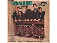 1964 Zombies first EP