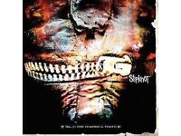 Slipknot/Stone Sour cds