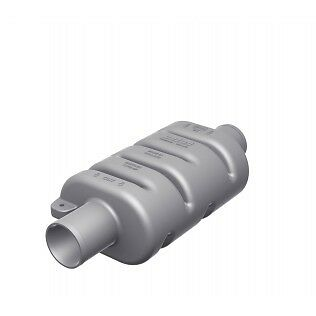 Vetus DEMPMP75 Plastic Exhaust Muffler Type MP75