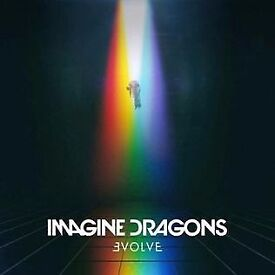 2 x Imagine Dragons tickets. Birmingham Genting Arena. February 24th 2018. £75 each