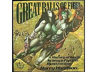 SCI-FI BOOK - GREAT BALLS OF FIRE!