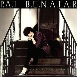 Pat Benatar-Precious Time lp/vinyl-Great copy!