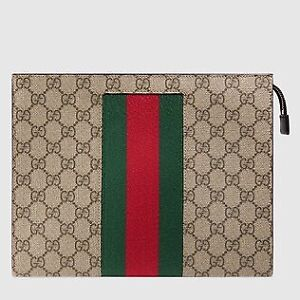 Gucci toiletry pouch/clutch
