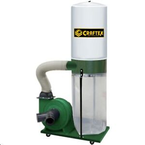 2 HP Dust Collector – Craftex (Regular $445, Asking $250)