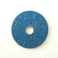 Canada World War II Meat Ration Token