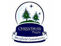 Westfield School Charity Christmas Fayre 04/12/16