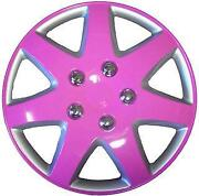 14 Wheel Trims Pink