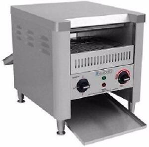 GRILLE PAIN À CONVOYEUR - 600/HR - CONVEYOR TOASTER * NEUF / NEW * NOT A USED DEMO * PAS UN DEMO US