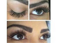 20% off first 10 clients this weekend, eyelash extensions in E16 Beckton, E6, E14