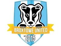 Broxtowe United YFC looking for new players and Coaches