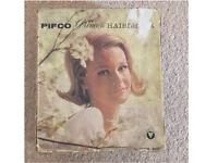 Pifco princess hairdryer white in original box