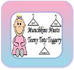 Munchkins Musts Teeny Tots Toggery